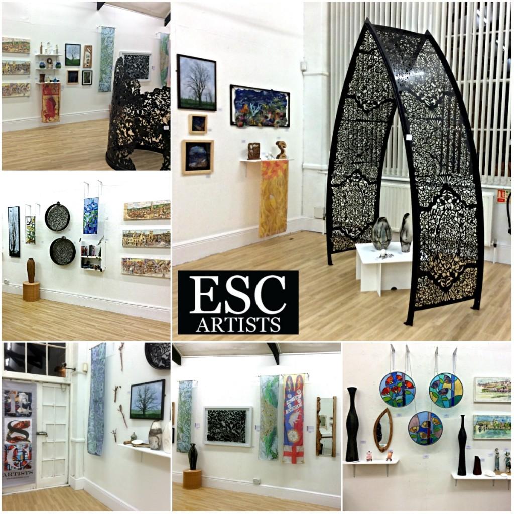 Escartists Exhibition 2015