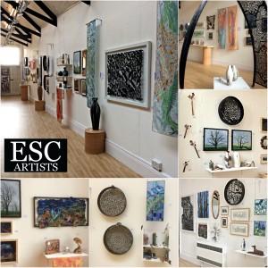 Escartists Exhibition 2015-2