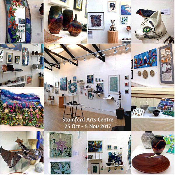 ESC Artists Exhibition at Stamford Arts Centre