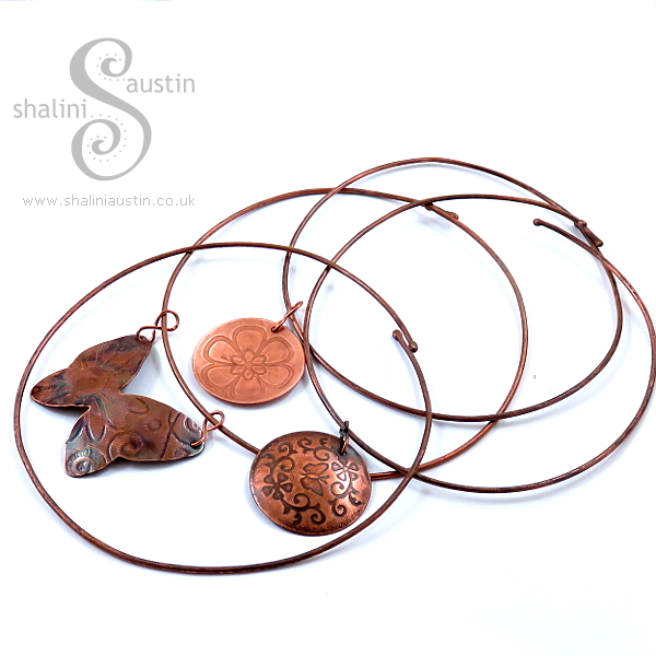 Copper Necklaces