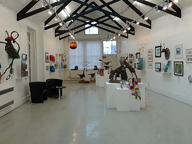 Gallery Exhibition 2014