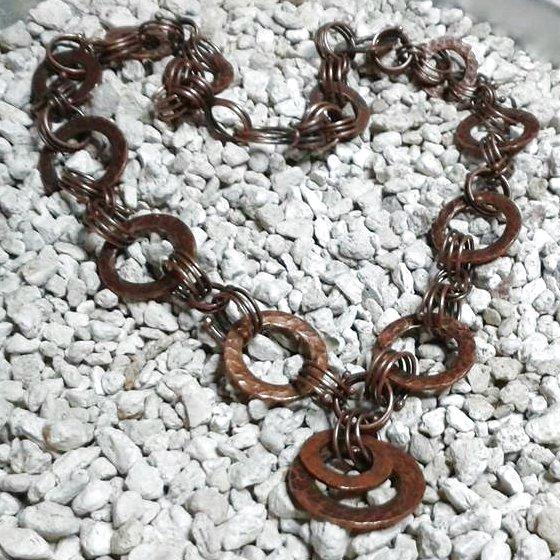 Copper Necklace