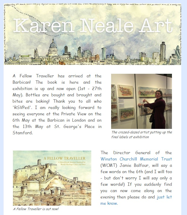 karen neale fellow traveller