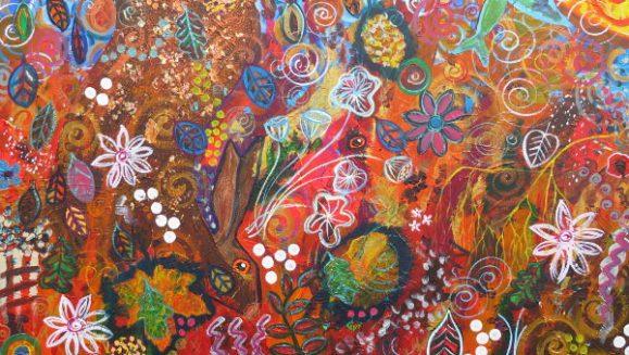 Artist Charron Pugsley-Hill