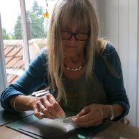 Lesley Adolphson - Jewellery Designer