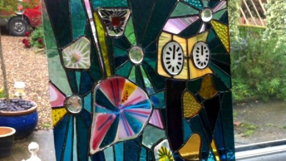 Cathi Prince: Shedglas Design