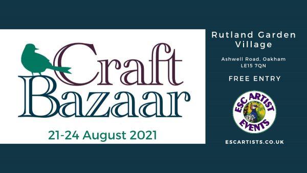 Craft Bazaar in the Conservatory at Rutland Garden Village.