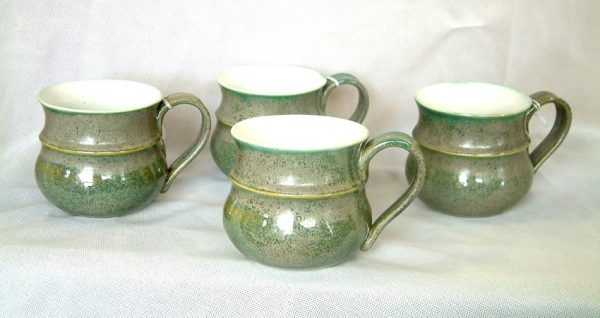 Mugs by Snail Pottery