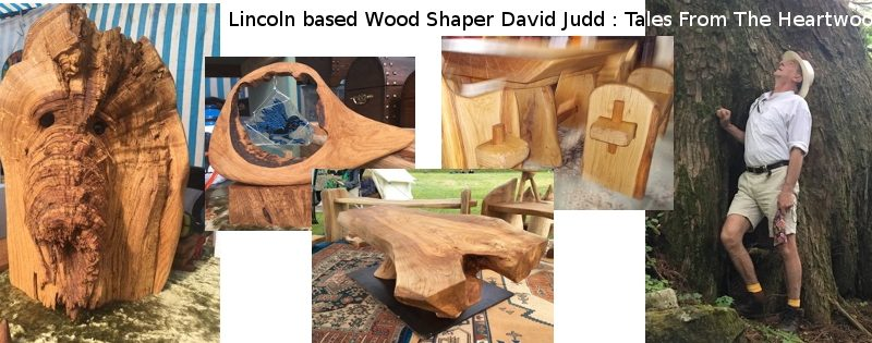 David Judd: Tales From The Heartwood