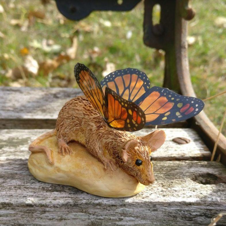Cambridgeshire based Wildlife Sculptor