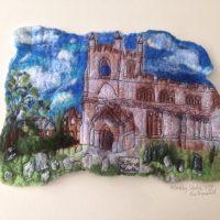 Eve Marshall: Lincolnshire based Artisan Felter and Teacher