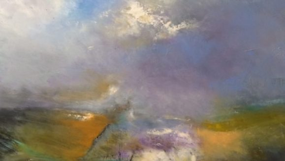 Rutland based Artist painting mainly in Oils or Acrylics Lin Chatfield