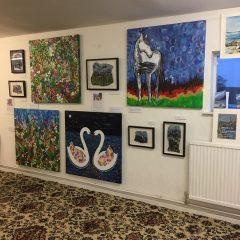 Open Upp Art Exhibition in Uppingham, Rutland
