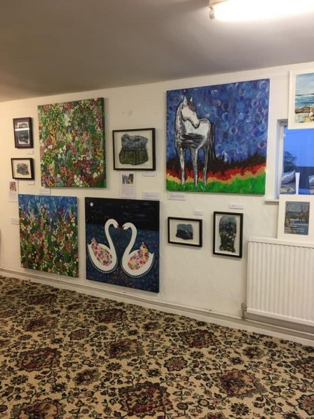 Open Upp Art Exhibition in Uppingham, Rutland