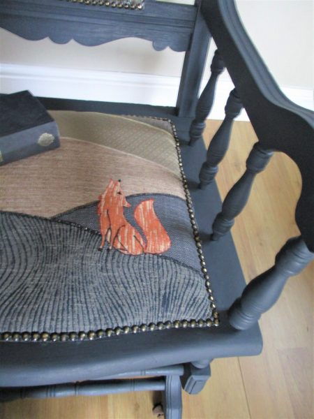 Fox & Hare chair by Ella Jenkins
