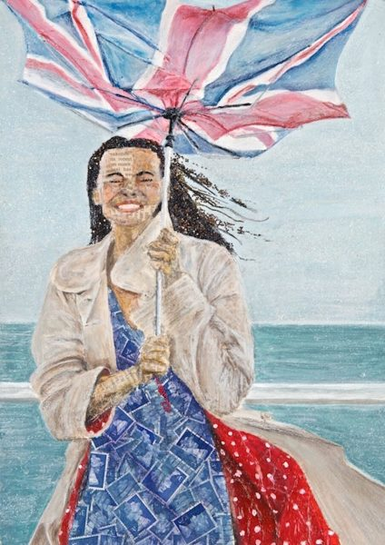 British Summertime by Jacki Cairns