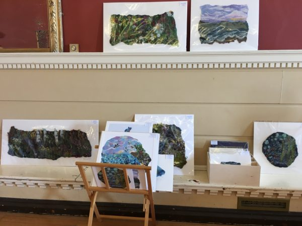 Some photos from our 2nd June 2019 Artist Market