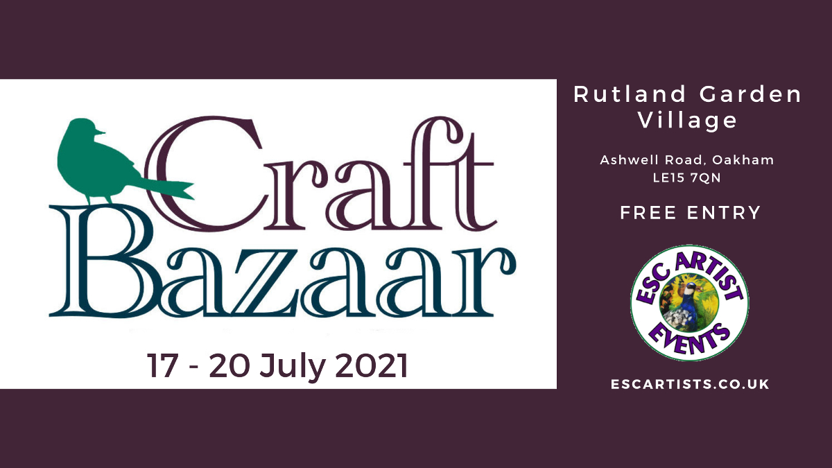 Craft Bazaar in the Conservatory at Rutland Garden Village