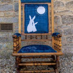 Rural Lincolnshire based Chair Stylist & Designer Ella Jenkins